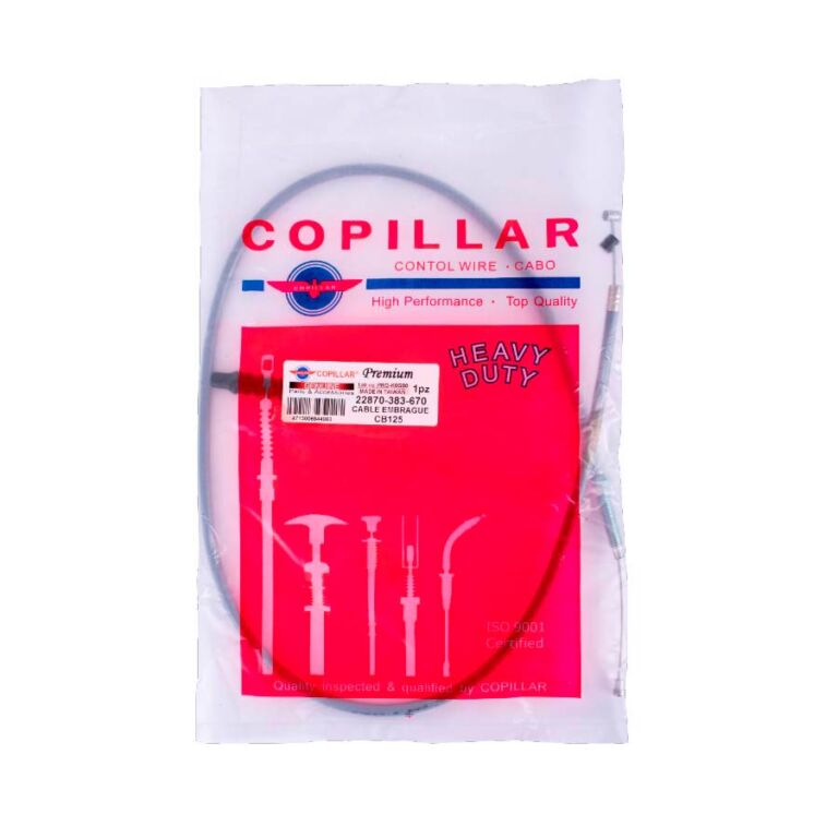 CABLE EMBRAGUE CB125 COPILLAR