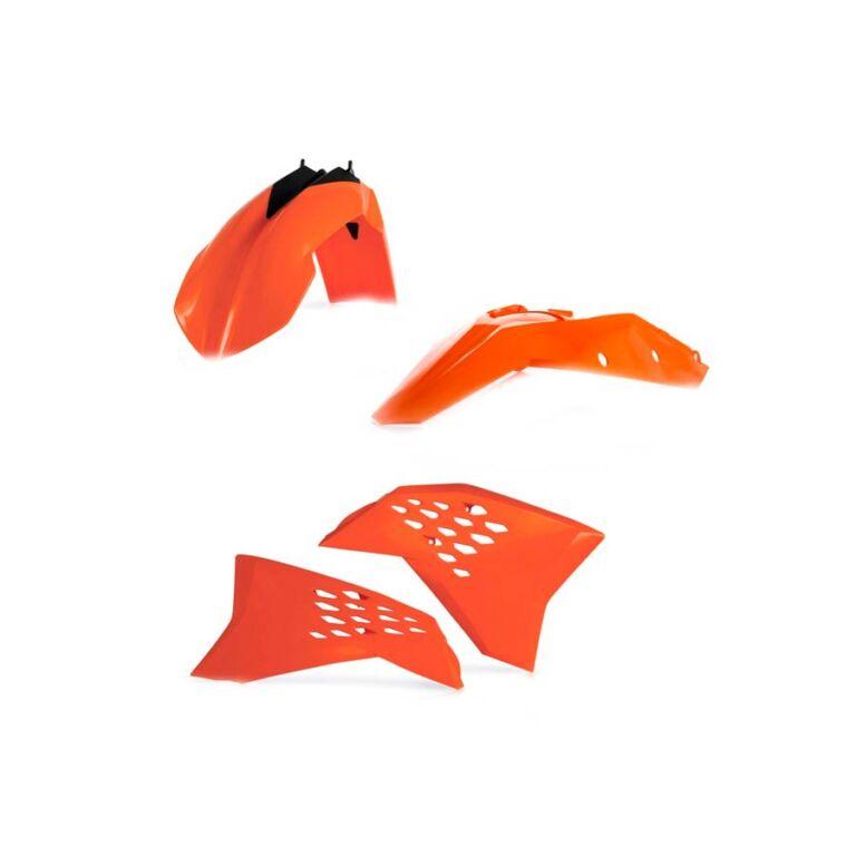 KIT PLASTICOS (4PZS) 125SX-450SX-F07-10