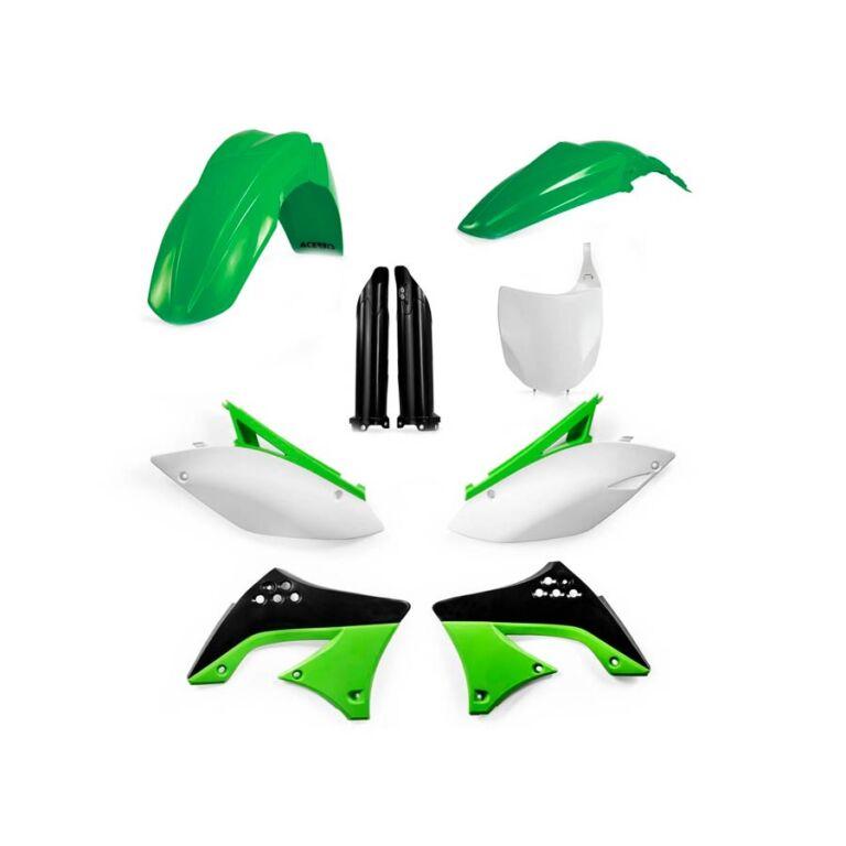 KIT DE PLASTICOS KX-F 450 09-11