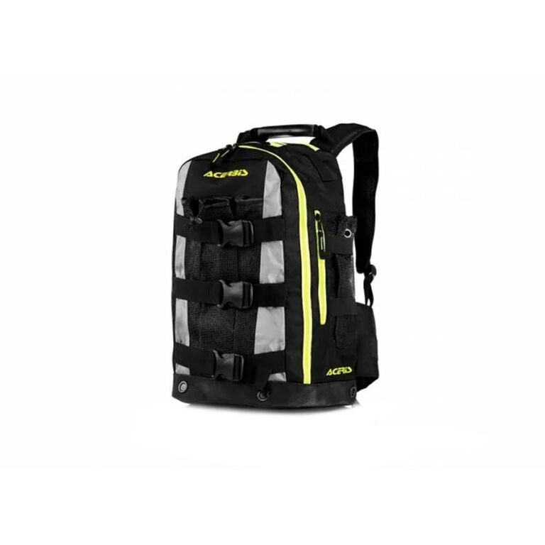 MOCHILA SHADOW NEGRO/AMARILLO 14