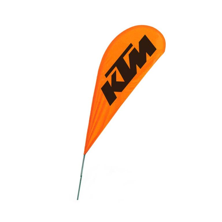 BANDEROLA BEACH FLAG KTM 2019