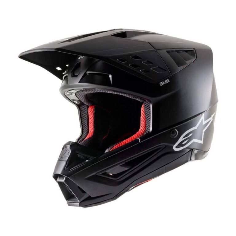 CASCO S-M5 SOLID NEGRO MATE