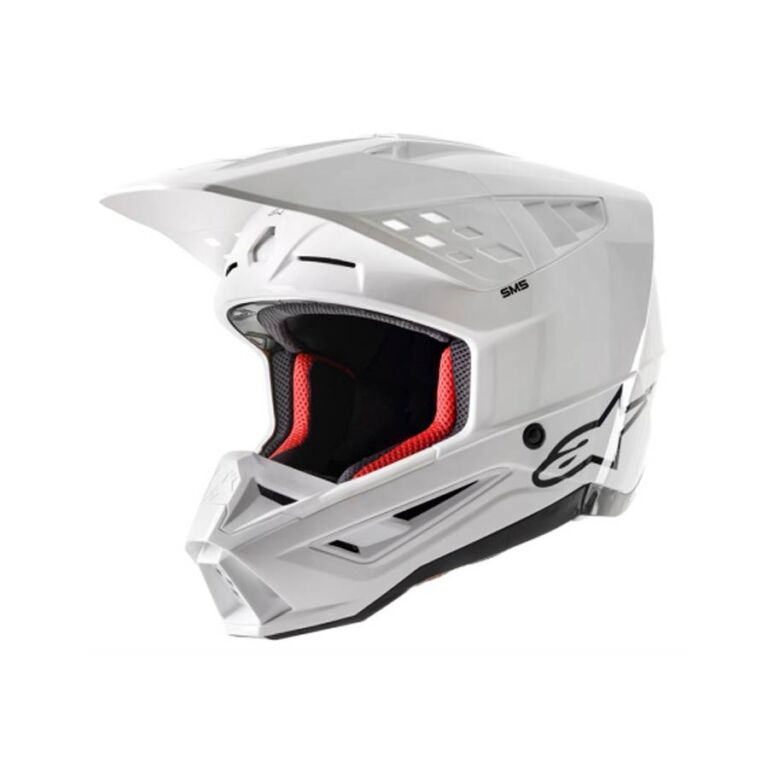 CASCO S-M5 SOLID BLANCO