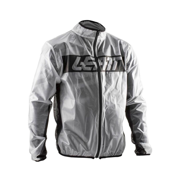 CASACA IMPERMEABLE RACECOVER GRIS