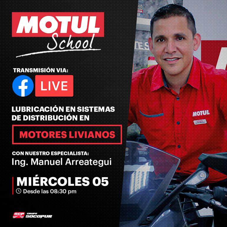 Socopur Motorsports - Registro - Motul 2