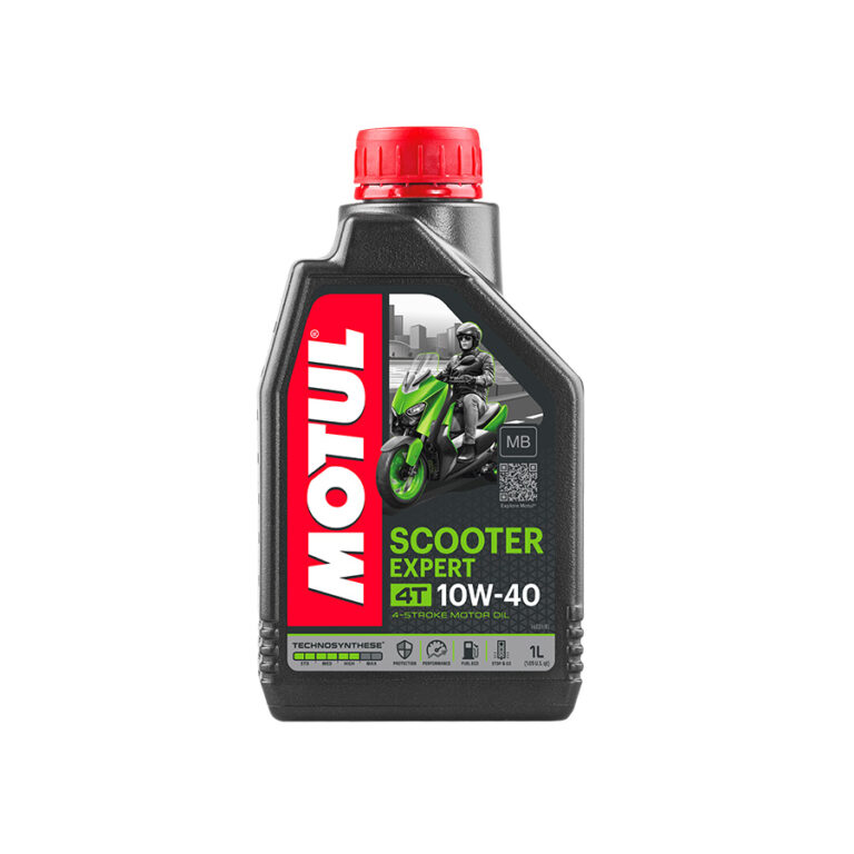 4T ACEITE SCOOTER EXPERT 10W40 1LT MB