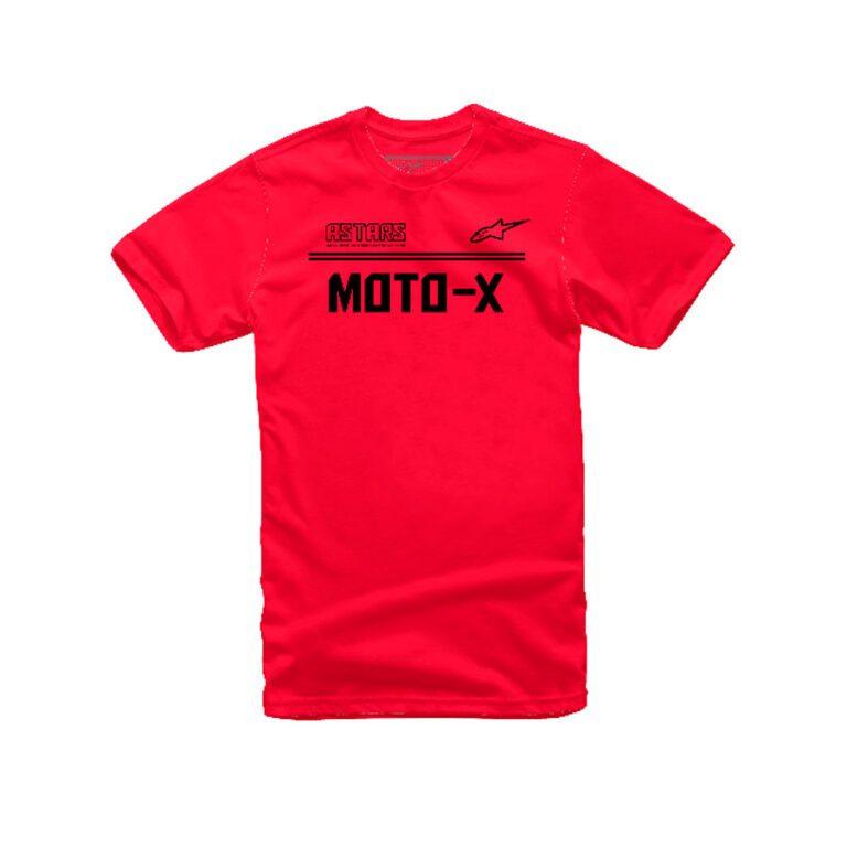 POLO ASTARS MOTO-X ROJO