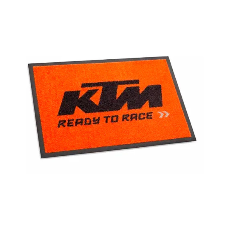 ALFOMBRA ANARANJADO READY TO RACE KTM