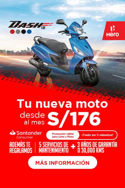 HERO DASH 125